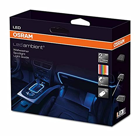 OSRAM LEDambient Interior-Kit, Innenbeleuchtung, LEDINT101 , 1 Set in der Faltschachtel