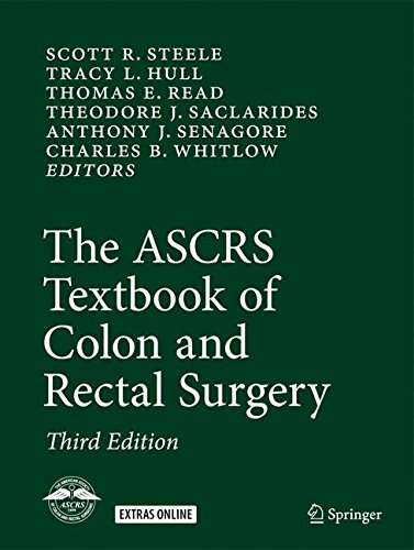 The ASCRS Textbook of Colon and Rectal Surgery 2. Bde