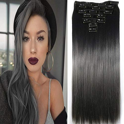 Extensions cheveux clips pas cher