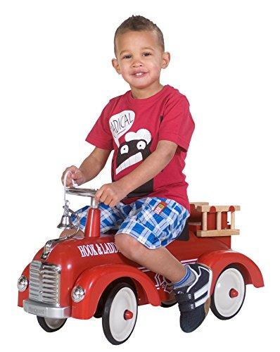 Retro Roller 0706114 - Laufauto Speedster Fire - 5