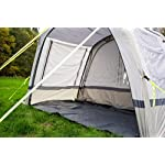 OLPRO Outdoor Leisure Products Cocoon Extension 3.5m x 1.8m Inflatable Drive Away Campervan Awning Porch Extension for Cocoon Breeze Sage Green & Chalk 10