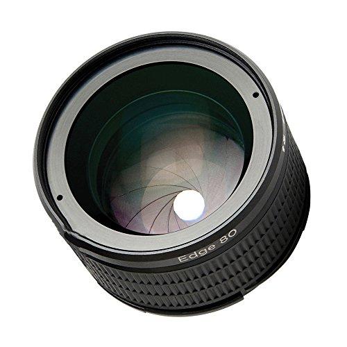 Lensbaby LBE80 Edge 80 Optik für SLR-Kamera (80mm Focal Length, - Lensbaby Optic 80 Edge