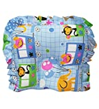 Wonderkids Multi Print Baby Cotton Pillo...