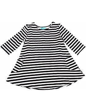 Tefamore - Abito -  Vestito casual  - Maniche a 3/4 - ragazza