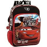 Disney 4442351 Cars Mochila Escolar, 15.6 Litros, Color Rojo