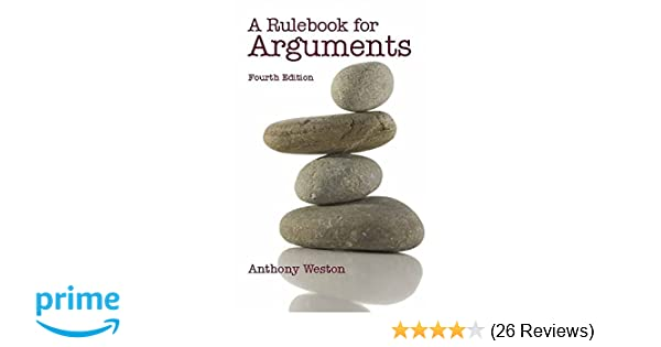 RULE BOOK FOR ARGUMENTS EPUB DOWNLOAD