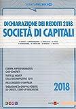 Scarica Libro Dichiarazione dei redditi 2018 Societa di capitali (PDF,EPUB,MOBI) Online Italiano Gratis