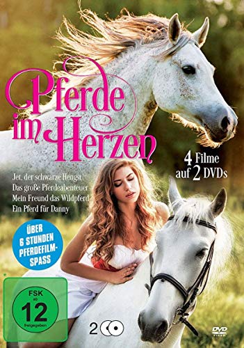 Pferde im Herzen (2DVD Box)