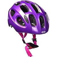 Abus 128691 - Youn-I_Sparkling_Purple_M Casco Youn-I Color Sparkling Purple Talla M