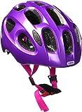 Abus Fahrradhelm Youn-I, Sparkling Purple, 52-57 cm, 12869-1