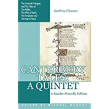 Canterbury Tales: A Quintet (English Edition)