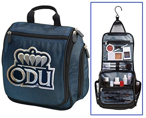 ODU Toiletry Bag or Old Dominion University Mens Shaving Kit by Broad Bay (Old Dominion University)