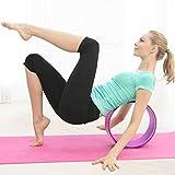Fitsy Yoga Wheel for Both Women & Men, 13 inch