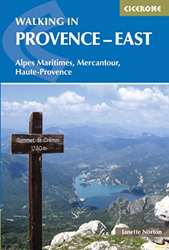 Walking Provence : East
