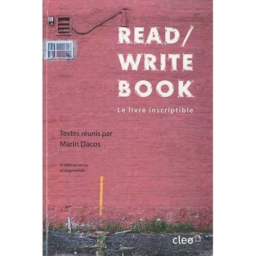 Read/Write Book : Le livre inscriptible