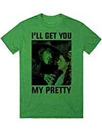 I'll Get You, My Pretty | The Wicked Witch of the West and Dorothy Gale (Wizard of Oz) | T-Shirt XXXX-L