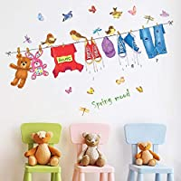 DZBMY Wall stickers,Cartoon Children