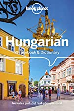 Hungarian Phrasebook & Dictionary - 3ed - Anglais de LONELY PLANET