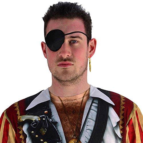 Boland / Piraten-Set Augenklappe und ()