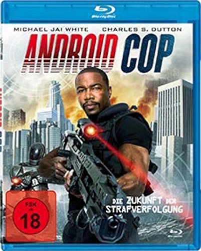 Android Cop [Blu-ray]