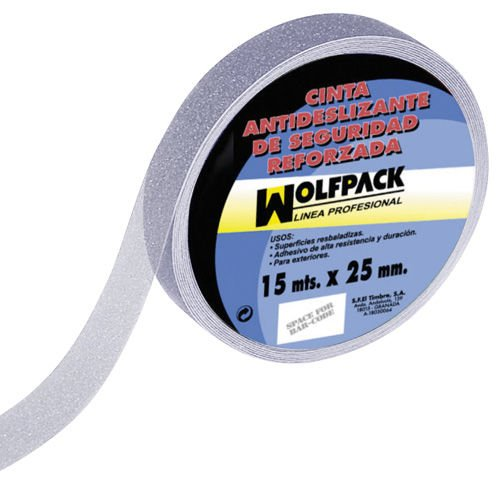 Wolfpack 14060306Klebeband transparent wolfpack15m X 25mm