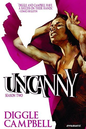 Uncanny Volume 2 by Andy Diggle (2016-02-16)