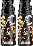 Scorpio - Scandalous - Déodorant pour Homme -...
