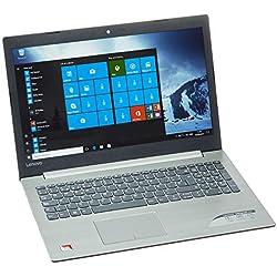 "Lenovo Ideapad 320-15AST - Ordenador portátil 15.6"" FullHD (AMD A9-9420, 8GB de RAM, 256GB de SSD, Windows 10 Home) plateado - Teclado QWERTY español [España]"