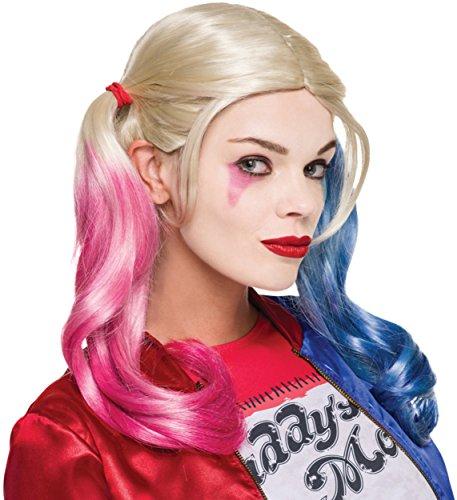 Suicide Squad Harley Quinn Make-up Kit Adult One (Up Make Kit Quinn Harley)