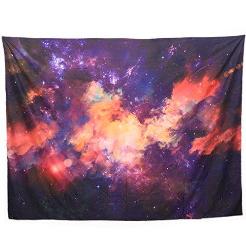 ruick Star Tapisserie, Starry Sky Purple, 79