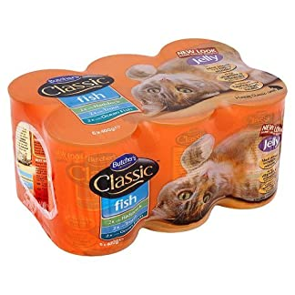 Butcher'S Classic Fish Chunks in Jelly, 6 x 400g 14