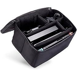 Nintendo Switch Bolsa, iDudu Storage Bag Funda de viaje para llevar la Nintendo Switch y sus accesorios