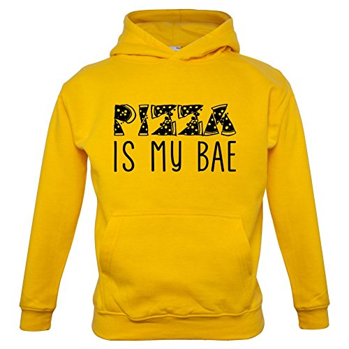 pizza-is-my-bae-enfant-sweat-pull-jaune-l-7-8-ans