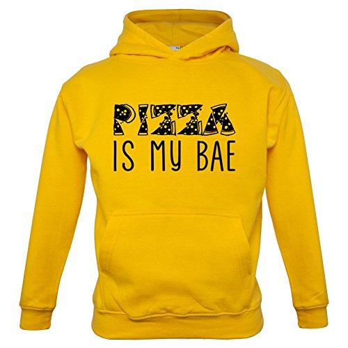 pizza-is-my-bae-enfant-sweat-pull-jaune-l-7-8-ans