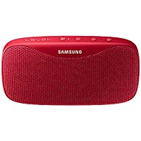 Samsung EO-SG930 Stereo Rot - Tragbare Lautsprecher (2.0 Kanäle, Kabellos, Bluetooth, Micro-USB, Stereo portable speaker, Rot)