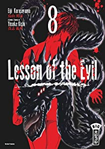 Lesson of the Evil Edition simple Tome 8