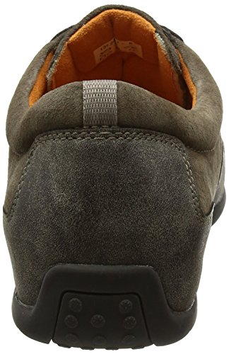 Camel Active Space 24, Sneakers Basses Homme Marron (Peat)