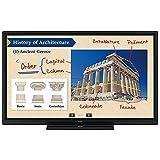 Sharp PN-80SC5 Interaktives Display, 80Zoll (203,2cm), LCD, Schwarz, Nachrichten-Display, 1.920x 1.080Pixel, 350cd/m², 4ms, 16,78Millionen Farben