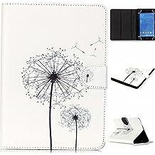 """7'' pulgadas Tablet Carcasa,Protección Funda de Cuero Flip Case Smart Cover para Alldaymall A88X Tablet de 7'' Pulgadas/Dragon Touch Y88X Plus Tablet de 7 Pulgadas/ASUS Nexus 7 (2013) Tablet de 7 """"Pulgadas/WeVool EOS BLUE - Tablet 7"""" Pulgadas/Yuntab Q88 A33 Tablet de 7"""" Pulgadas/iRULU X1S Tablet de 7 pulgadas/Yuntab Q88 A33 Tablet de 7"""" Pulgadas/Yuntab C71-8G Tablet de 7"""" Pulgadasi/Rulu eXpro X1S Tablet de 7"""" Pulgadas Funda Carcasa Piel con Función Soporte"""