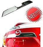 Mazda CX-5 / Blende für Kofferraum Heckklappe / Heckleiste passend für Mazda CX-5 / Zubehoer / Tuning