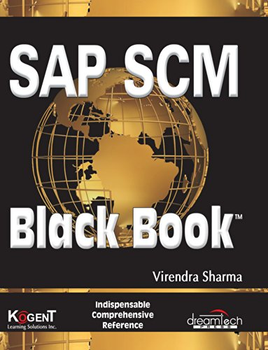 Sap Scm Black Book