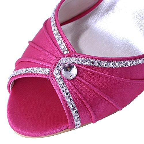 Elegantpark ,  Ballerine donna Rosa Caldo