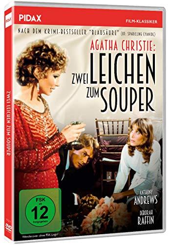 Agatha Christie: Zwei Leichen beim Souper