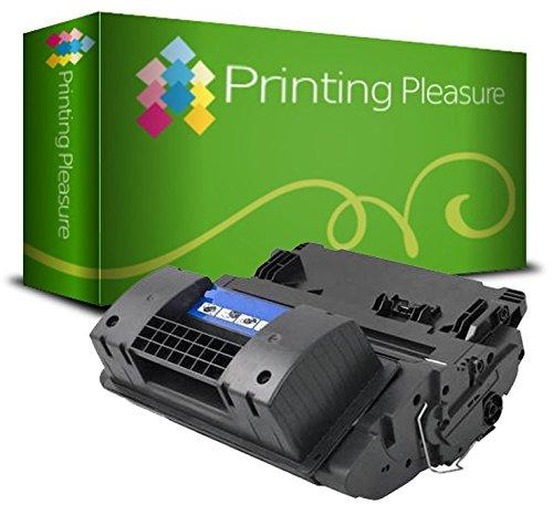 Printing Pleasure CC364A 64A Premium Toner Schwarz kompatibel für HP Laserjet P4014, P4014N, P4014DN, P4015, P4015N, P4015DN, P4015TN, P4015X, P4515, P4515N, P4515TN, P4515X, P4515XM