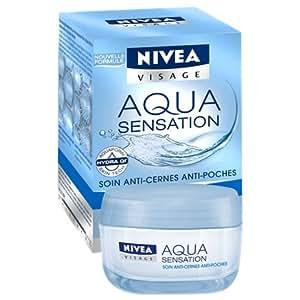 Nivea - Soin anti cernes et anti poches Aqua Sensation - Peaux normales ou mixtes - 15 ml