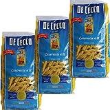 3x De Cecco Nudeln 'Casareccia' n.88, 500 g