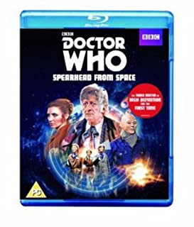 Doctor Who - Spearhead from Space (Special Edition) [Blu-ray] (B00CEB72JU) | Amazon price tracker / tracking, Amazon price history charts, Amazon price watches, Amazon price drop alerts