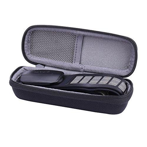 Hart Tasche Hülle für Garmin Premium Herzfrequenz Brustgurt/Sportuhr Sensoren für HRM-Tri/Run/Swim von Aenllosi