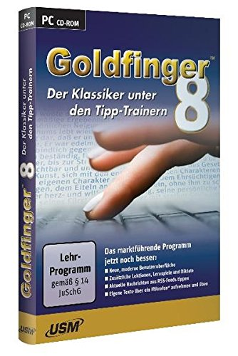 Goldfinger 8 - Der ultimative Tipp-Trainer -
