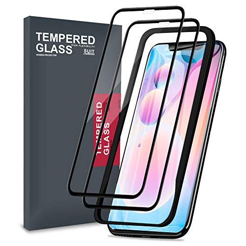 Meidom Schutzfolie Kompatibel mit iPhone XR [2 Stück] Anti-Kratzen Full Screen Bildschirmschutzfolie für iPhone XR (6,1 Zoll)